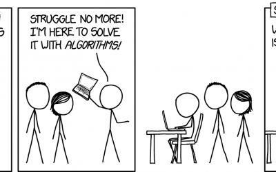Here to Help – XKCD
