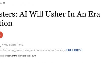 AI Myth Busters: AI Will Usher In An Era Of Extreme Personalization