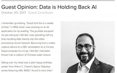 Data is Holding Back AI